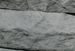gray ledge stone fire pit