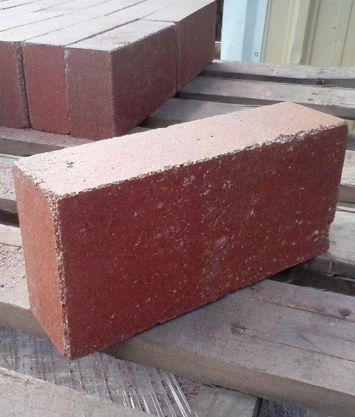 red firebrick single