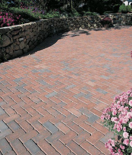 Boston Colonial Beacon Hill Walkway