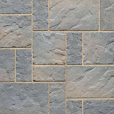 Champlain Grey Blu 60 Stone Slab Pavers