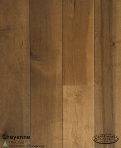 UV Oil Hardwood Flooring