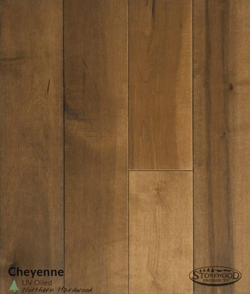 UV Oil Hardwood Flooring