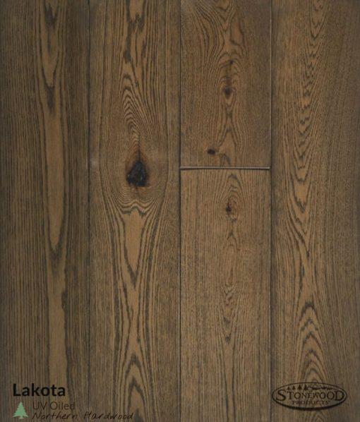 UV Oil Finish Wood Flooring