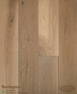 Oiled White Oak Hardwood Flooring - Torrington