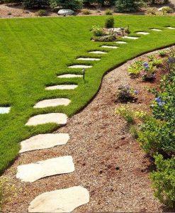 Maya Stone Step Walkway