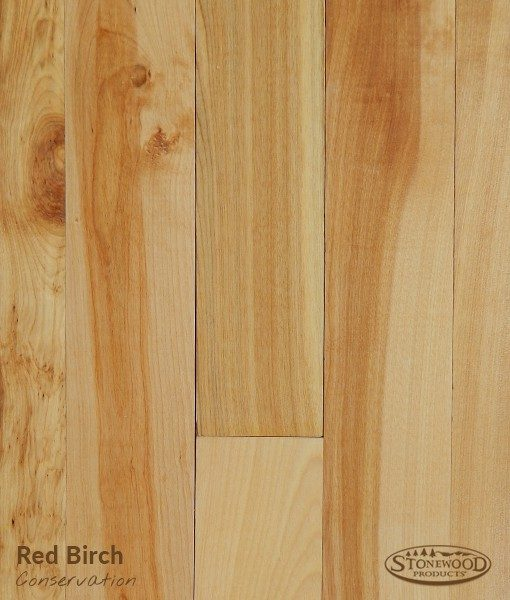 conservation grade red birch