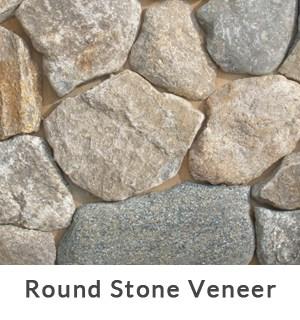 outdoor fireplace stone veneer