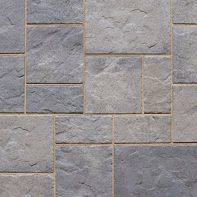 Aged Shale Grey Blu 60 Stone Slab Pavers