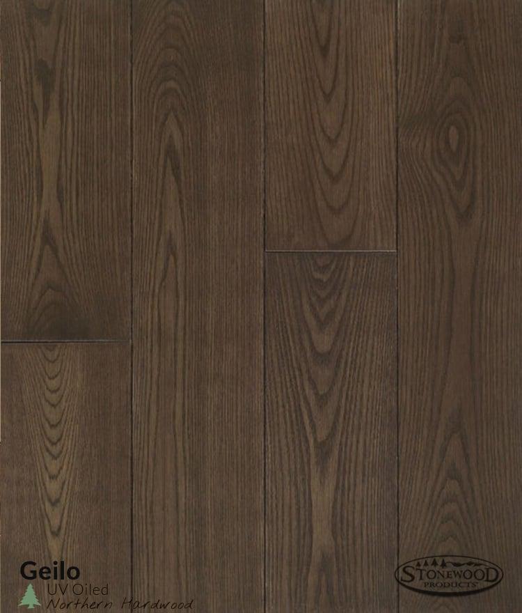 Oil Finish Geilo Ash Wood Flooring
