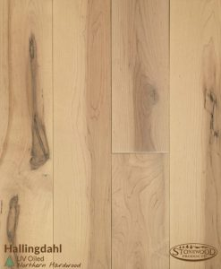 Oiled Hardwood Hallingdal Maple Wood Flooring