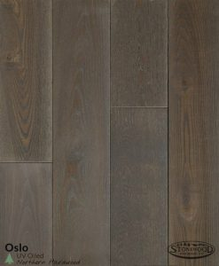 Preoiled wood flooring hardwoods