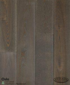 Preoiled wood flooring hardwoods