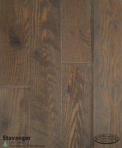 Hardwood Flooring UV Oiled