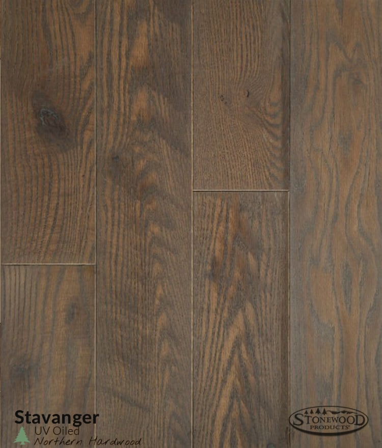 Hardwood Flooring UV Oiled