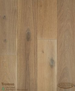 Pre-oiled wood floors