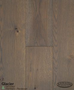 Glacier White Oak Flooring