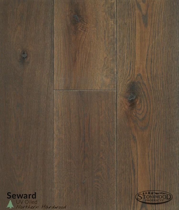 UV Oiled Wood Floors Seward