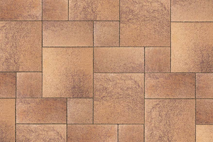 Umbriano Pavers Autumn Sunset