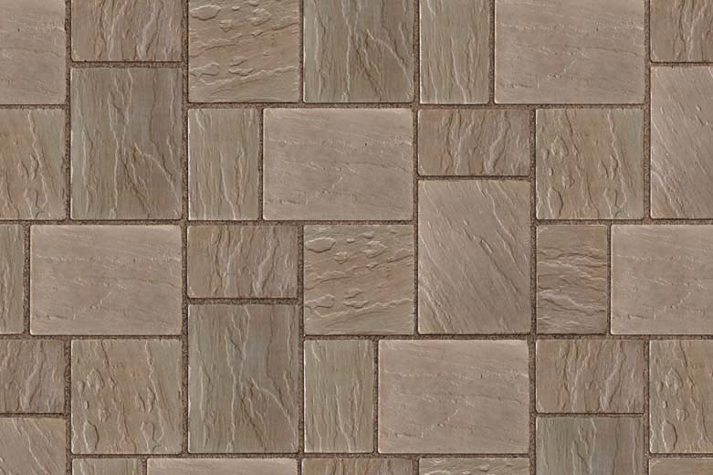 Richcliff Pavers Pebble Taupe