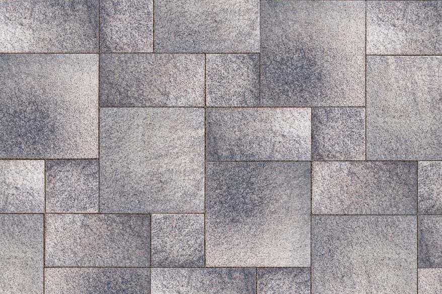 Umbriano Pavers Winter Marvel