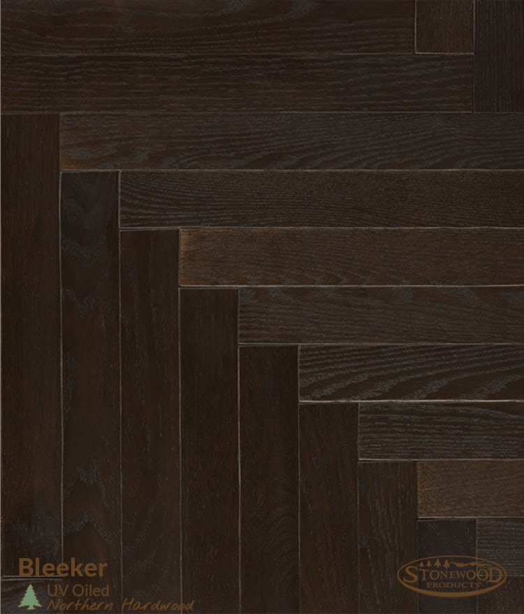 Wood Flooring Oiled - Bleeker Oak Flooring