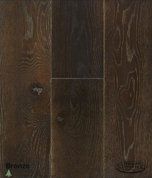 Bronze White Oak Flooring