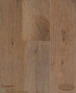 UV Oiled Finish Hardwood Flooring
