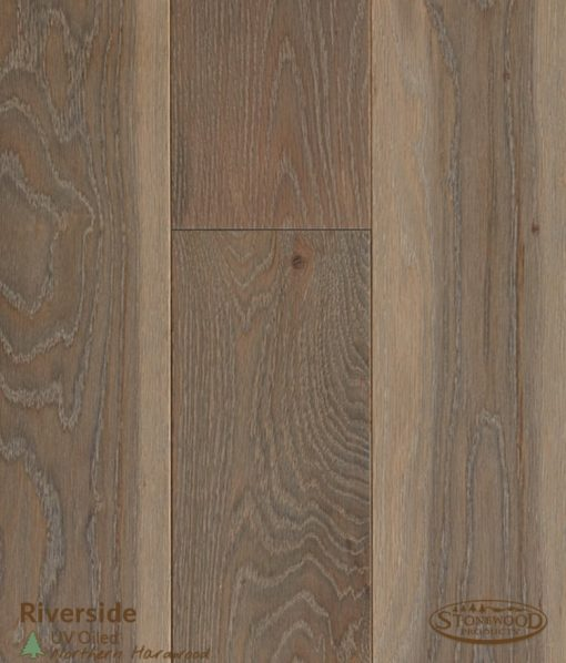 Pre-Oiled Riverside White Oak Hardwood Flooring