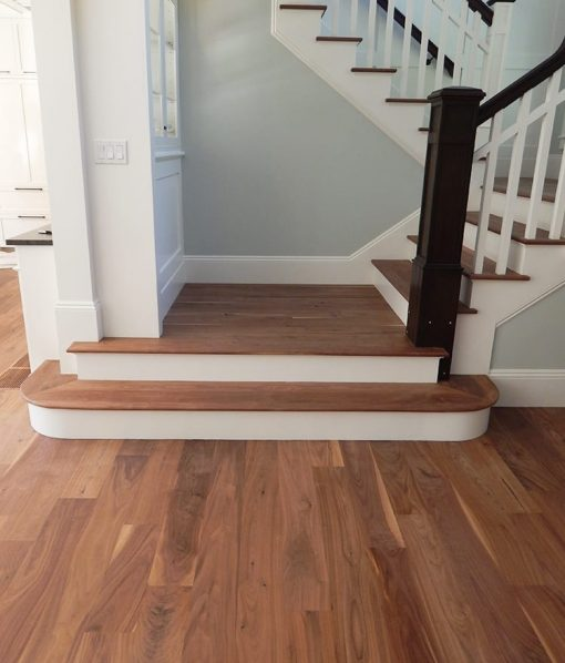 hardwood walnut floo