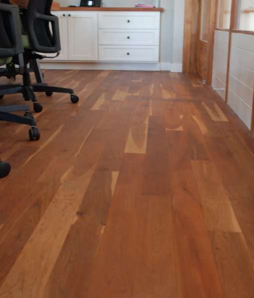 wood cherry floor