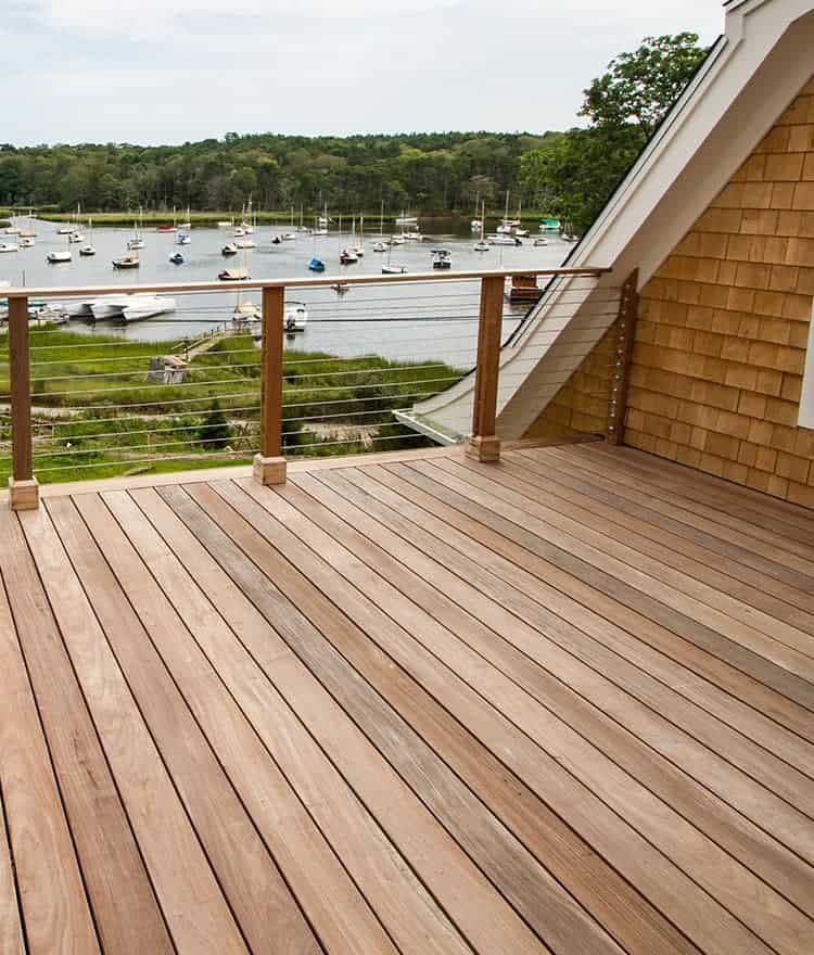 Ipe Decking Cape Cod Ma Boston Ri Nh Ny Ct Stonewood Products