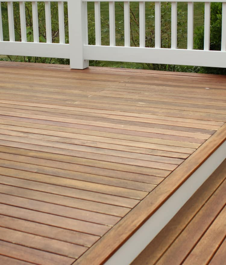 Mahogany Decking Great Prices Quality