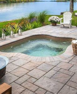 stone pavers techo bloc Cape Cod MA South Boston