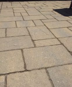 urbana stone patio pavers Cape Cod MA
