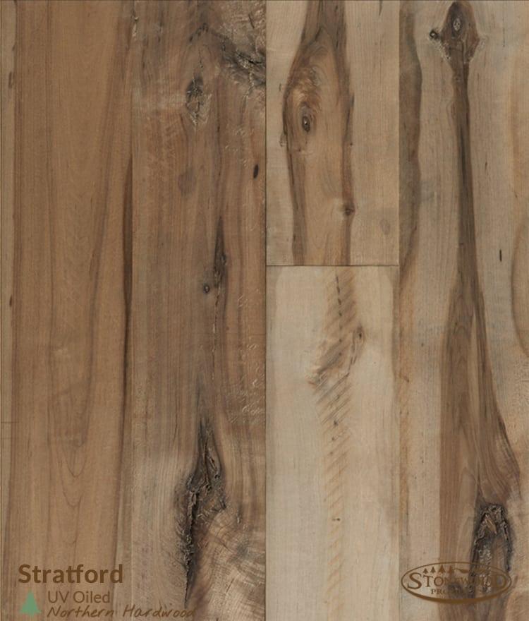 Oiled Prefinished Flooring - Hardwood Floor UV Oiled Wood Floor MA RI NH PA