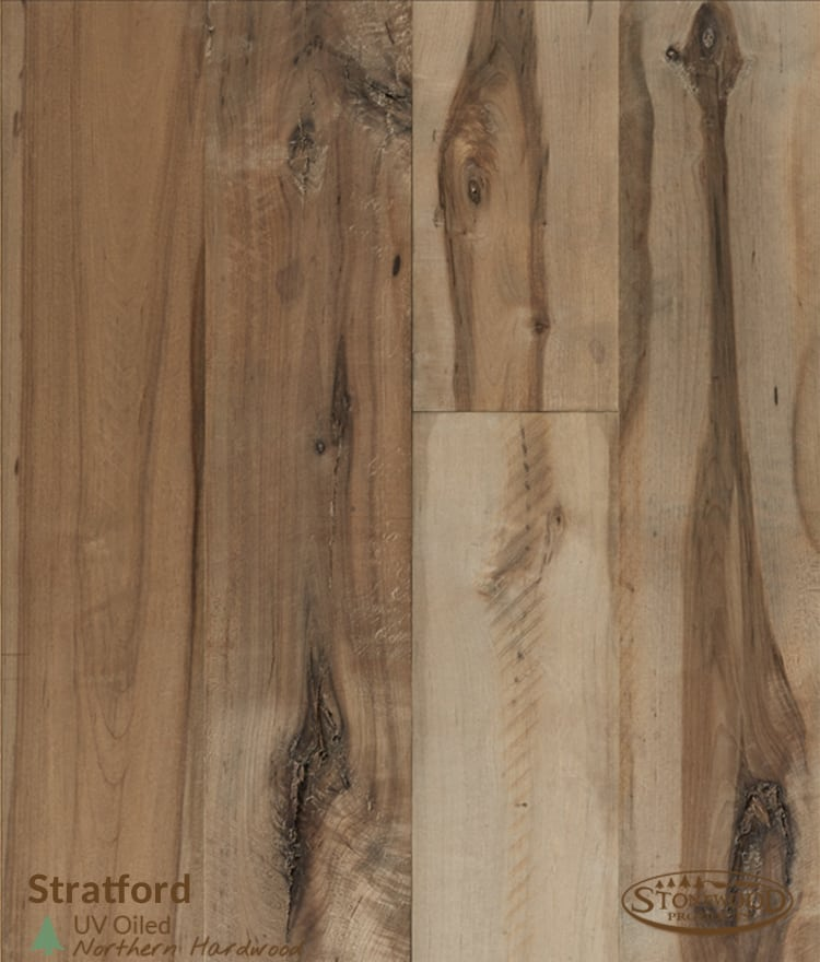 Oiled Prefinished Flooring