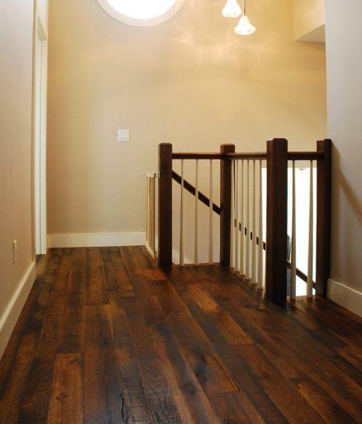 oiled wood floor