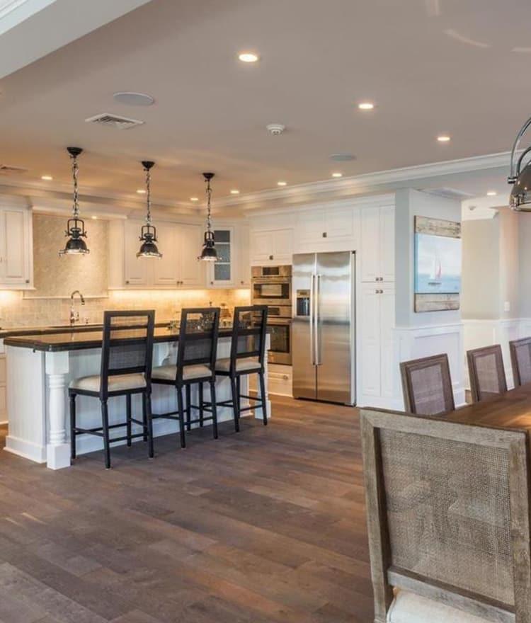 oiled wood floor - Oiled Hardwood Floors Prefinished Dar Hardwood NJ NY PA
