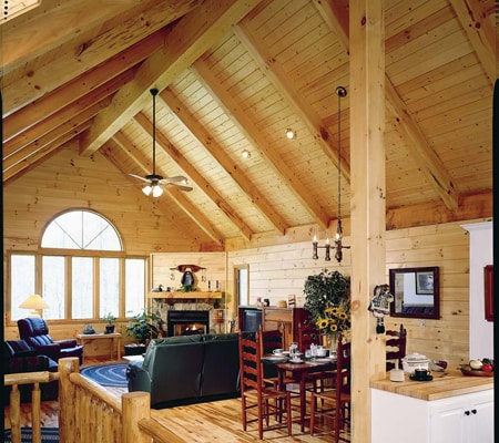 pine-beams-ceiling