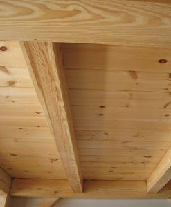 4x pine beams