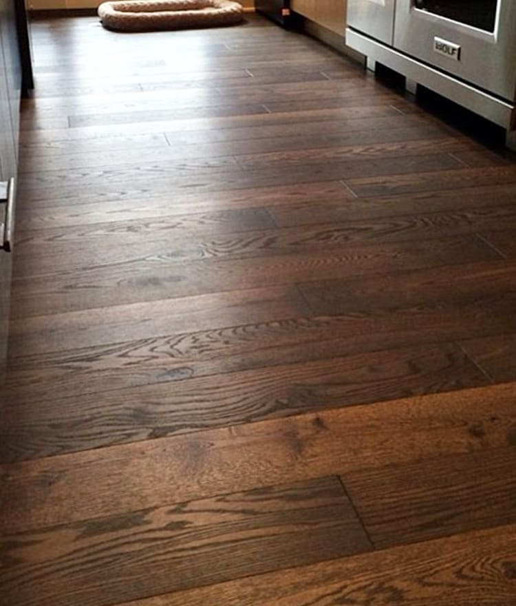 Prefinished hardwood oak flooring ma nh ri for Prefinished flooring