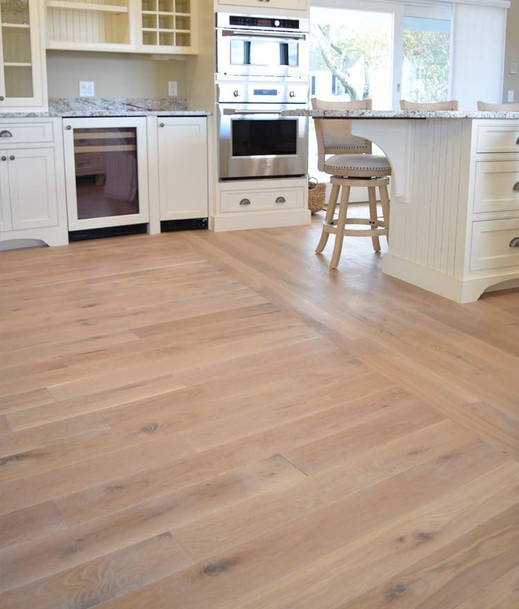 Prefinished Oiled Floor Uv Northern