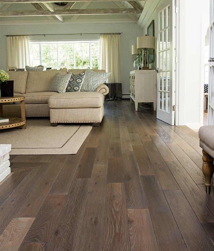 Oiled hardwood floors prefinished dar hardwood nj ny pa for Pre finished hardwood flooring