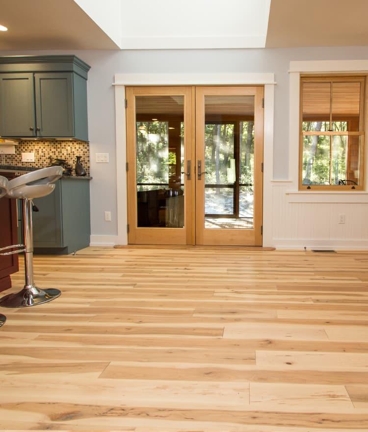 Prefinished Hardwood Floor Maple