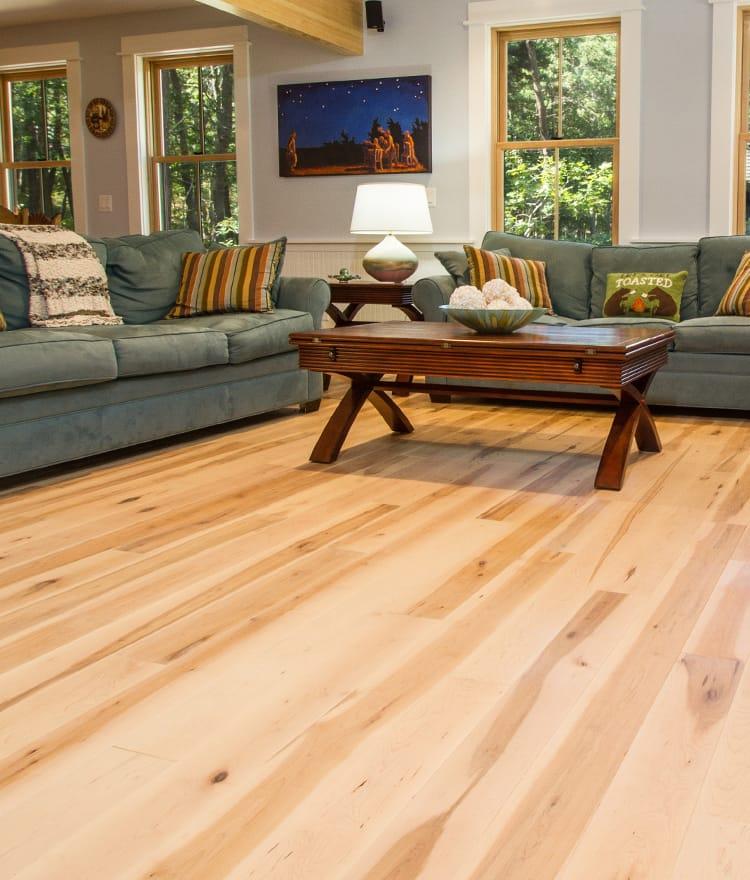 Sand Refinish Maple Hardwood: Maple Prefinished Oil Flooring