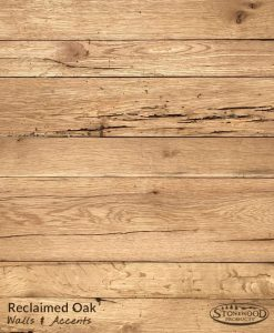 reclaimed walls wood commercial