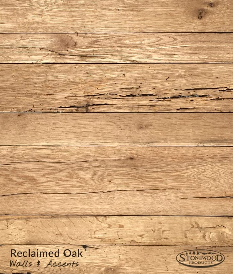 Reclaimed oak wood wall wallboarding walls antique for Lumber calculator for walls