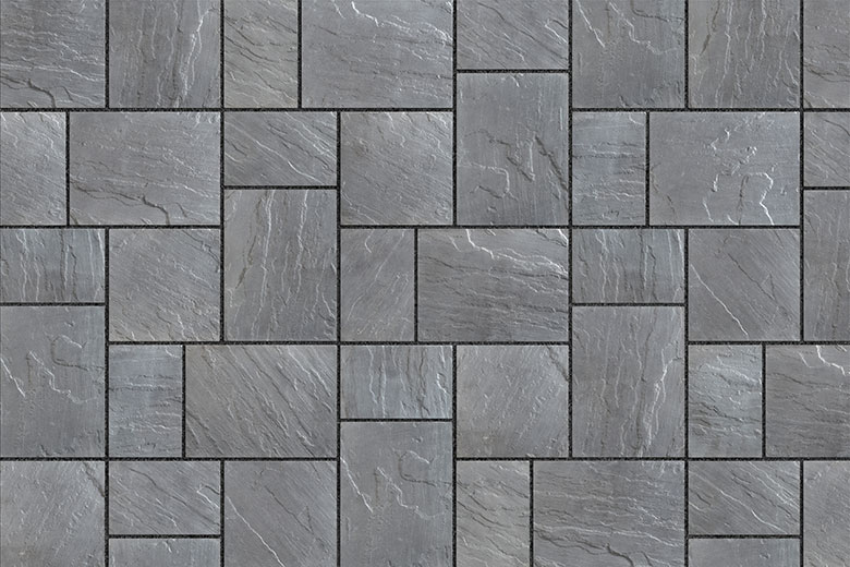 Richcliff Pavers Smoke Shale
