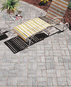 stone pavers pool tumbled