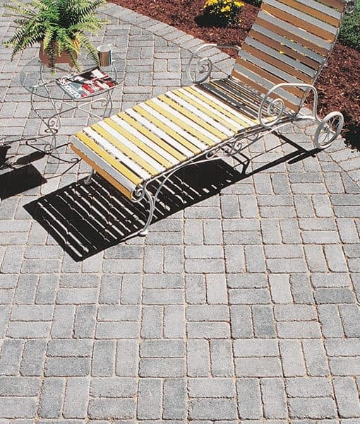 Attirant Stone Pavers Pool Tumbled
